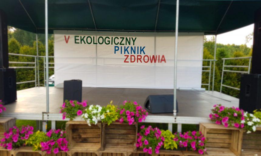 V Ekologiczny Piknik Zdrowia